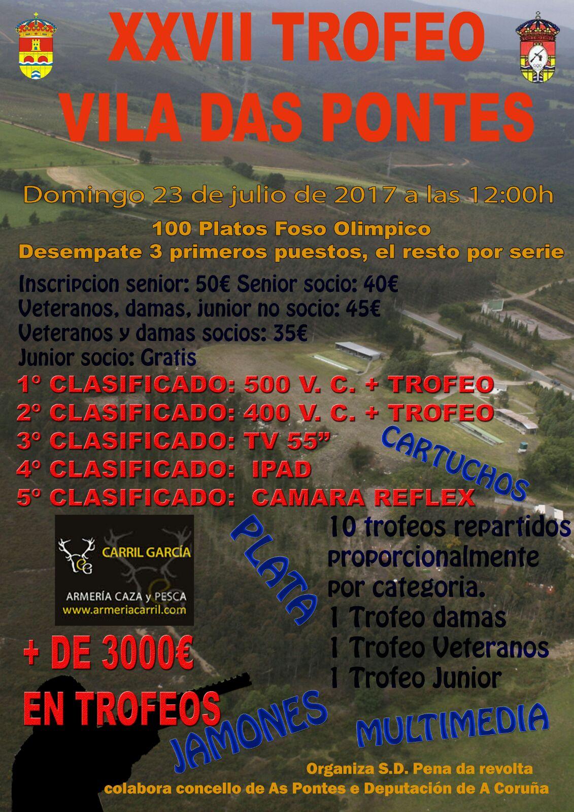 XXVII Trofeo Vila de As Pontes