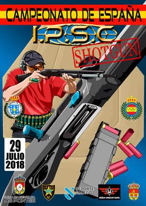 Campeonato de España I.P.S.C. Shotgun 2018