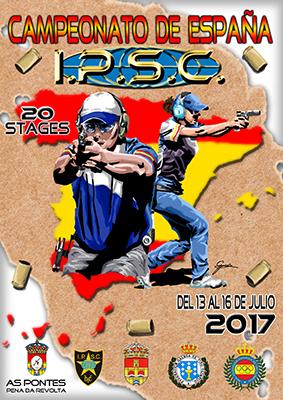Campeonato de España I.P.S.C. 2017