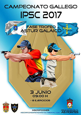 Campeonato Gallego I.P.S.C. 2017