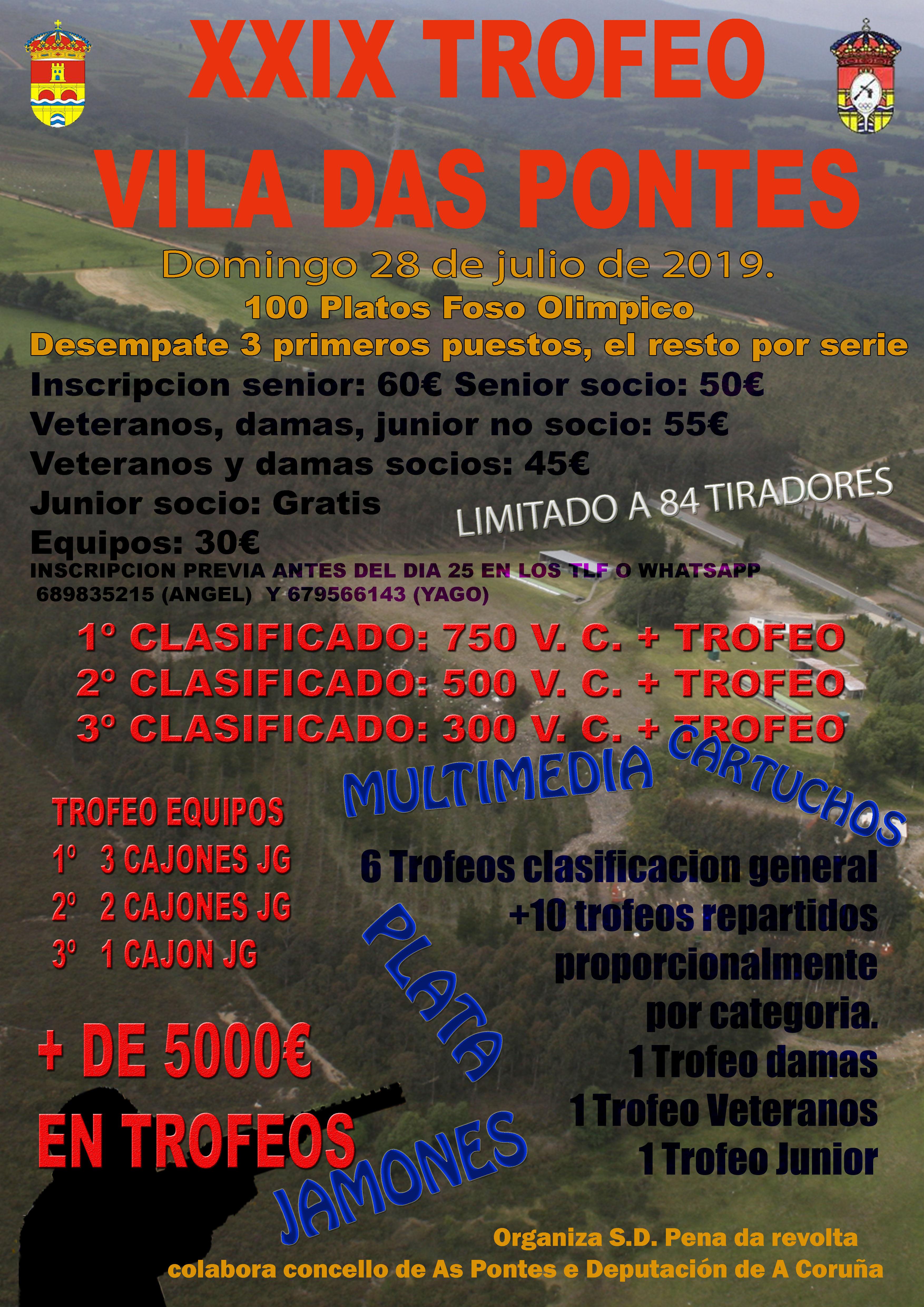 Vila de As Pontes 2019